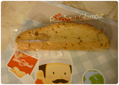 Almond Anise Biscotti by Biscotti di Suzy